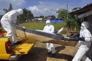 América fija en Cuba línea de acción contra ébola