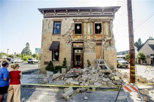 Photos: California earthquake