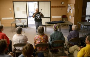 Anasazi sound draws music lovers to flutes