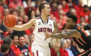 Photos: Gabe York, Arizona's current top sharpshooter