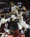 Streaking Texas Southern won't be cowed by UA