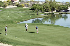 Oro Valley parks board: Keep center, dump golf