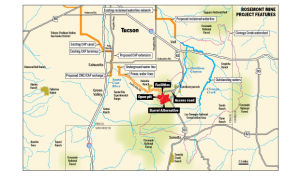 The Rosemont Mine project