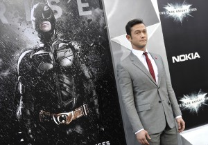 'The Dark Knight Rises' premiere