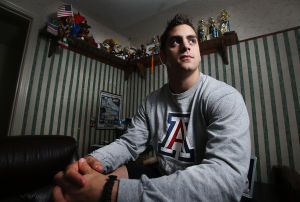Bills mount after testicular cancer's return forces UA junior to drop out, move back home