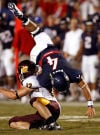 Arizona Football Matt Scott