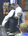 Suspect in clerk stabbing