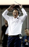 Neuheisel a natural at broadcasting, but desire to coach looms