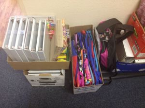 Nonprofit agency needs donated back-to-school supplies