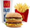 Lunch or dinner for teachers on McDonald's