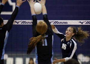 High School Volleyball: Ironwood Ridge 3, Glendale Deer Valley 1
