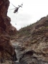 Rescue at Tanque Verde Falls
