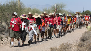 Photos: Migrant Trail