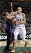 WNBA playoffs: Storm 80, Mercury 61: Mercury loses playoff opener to Storm