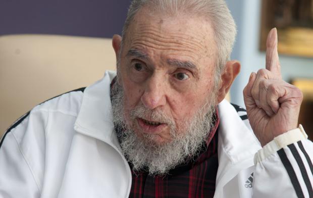 Fidel Castro sin reaccionar a nueva era con EEUU