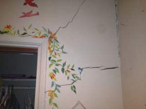Cracks on the Ceiling Don't Always Mean Big Trouble