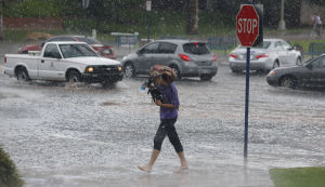 Midtown, Marana hit hardest by rainstorms