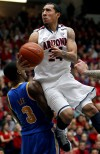 Arizona 85, UCLA 74: Showing their stuff