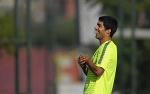 """Luis Enrique: Suárez tendrá """"algún minuto"""""""