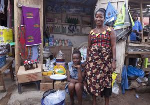 La crisis del ébola exilia a cientos de liberianos