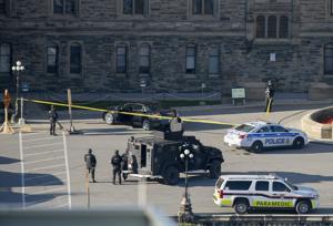Canadá confundida por tiroteo en parlamento
