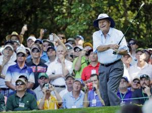 The Masters: Still Tiger's tournament
