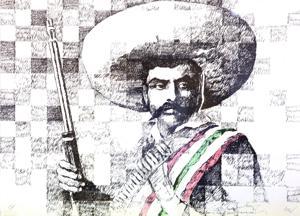 Múltiples expresiones mexicanas expuestas en el Consulado