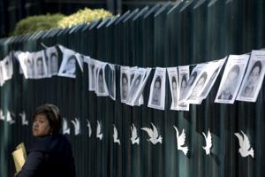 Padres de estudiantes reclaman a Peña Nieto