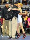 High school wrestling state championship