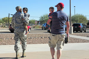 Airmen in your community: D-M Dads stand-up AFRC program