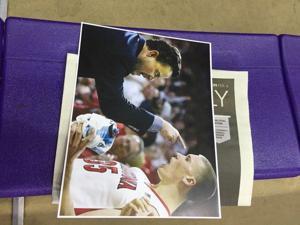 Arizona basketball: Zeus shrugs off confrontation