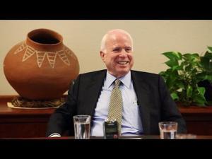 John McCain on the future of Davis-Monthan