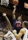 Arizona at Cal basketball