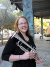 Trumpet concert, music talk, genomics lecture