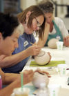 2-day workshop teaches intricacies of Mata Ortiz-style of pottery-making