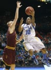 No. 21 UCLA 80, Arizona State 75 UCLA rallies from 15 down