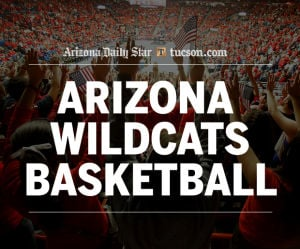 UA basketball: No. 3 Arizona vs. UTEP