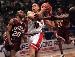Photos: UA sports Throwback Thursday Mike Bibby