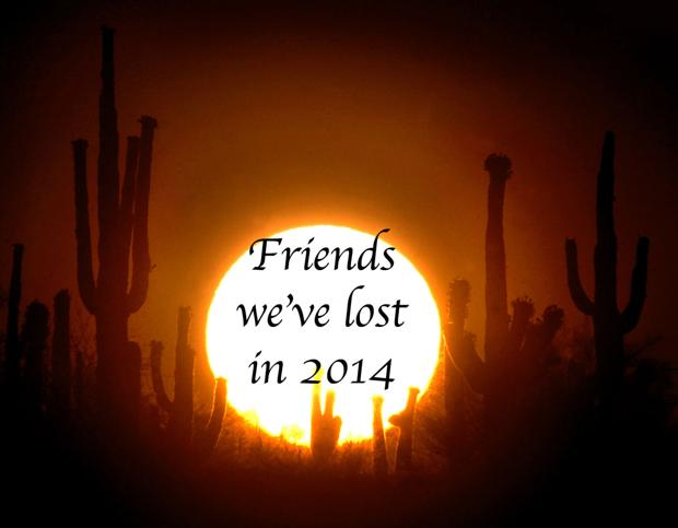 Photos: 81 Tucson friends we lost in 2014