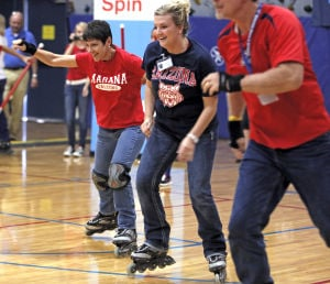 Photos: Marana Middle School, Let's Move!