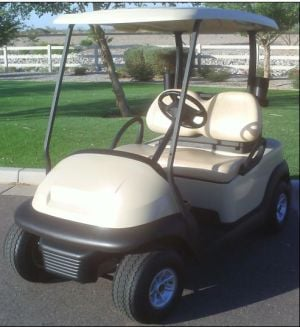 2011 Precedent Fleet Golf Cars on Sale Now! Limited Number in Stock ~ Stop in Today and get Yours While Supplies Last!