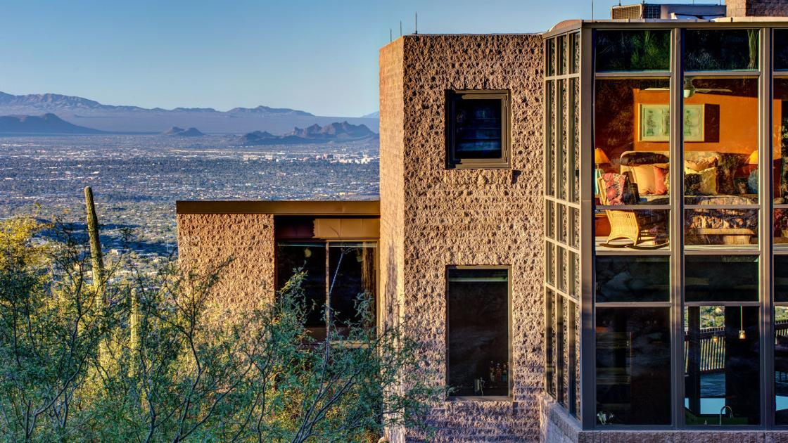 Hgtv Contest Features Highest Tucson Home Home And