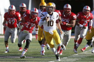 ASU, Huskies facing QB questions