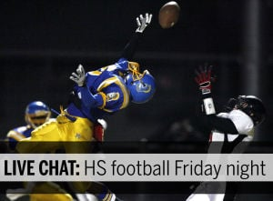 Fan chat transcript: High school football scores