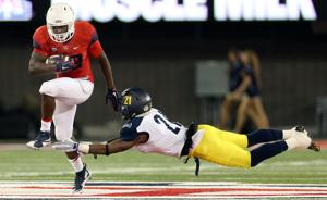 Arizona football: RB Nick Wilson is about '85 percent' healthy, according to RichRod
