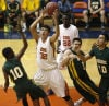 Canyon del Oro vs Cholla high school basketball