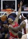 'Closer' LeBron soars for 40 to help Cleveland pull away