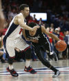 No. 3 Arizona vs. No. 9 Gonzaga men's college basketball