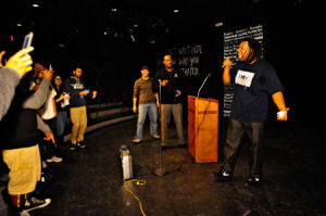 Cholla High students get lesson from KRS-One