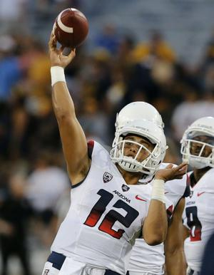 UA football: Cal vs. Arizona